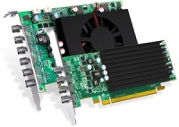 Matrox C-Series™  multi-display graphics cards
