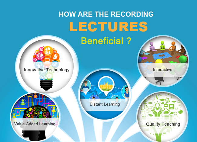 recording lectures benefit